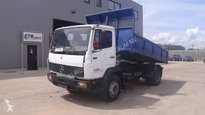 Camion benne occasion Mercedes 1317