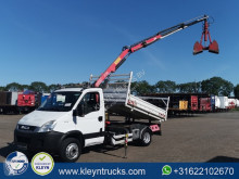 Iveco Daily 65C18 truck used three-way side tipper