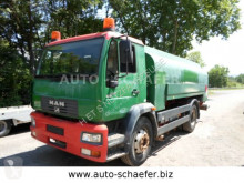 használt tartálykocsi teherautó