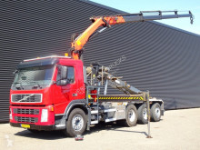 Camion Volvo FM 380 transport containere second-hand