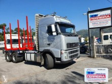 Volvo FH 520 truck used timber