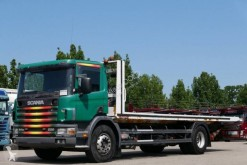 Camion porte voitures occasion Scania
