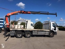 Камион платформа стандартен втора употреба Renault Premium Lander