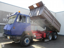 Steyr 1491 , , 3 way tipper truck used three-way side tipper