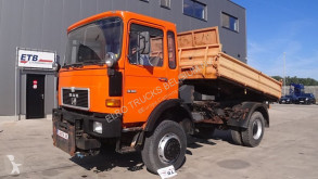 camion MAN 16.192 (BIG AXLE / STEEL SUSPSENSION / / 6 CYLINDER)