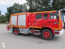 Renault Midliner truck used wildland fire engine