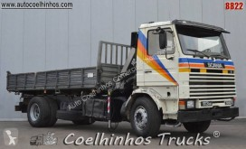 Scania H 113H320 truck used tipper