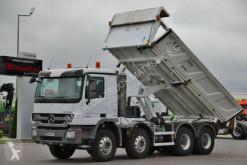 Camión volquete Mercedes ACTROS 3241 / 8X4/2 SIDED TIPPER/LOAD: 17 400 KG