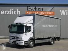 Mercedes 1224 L, 4x2, Euro 5, 1.5t LBW, Klima, Schiebepl truck