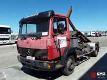 Mercedes 1114 truck used container