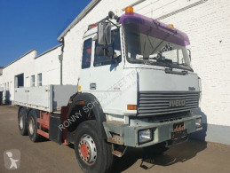 Iveco Magirus 260 AH 34 / 6x6 IVECO Magirus 260 AH 34/6x6, truck used flatbed