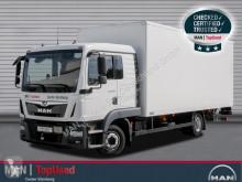 Камион MAN TGL 8.190 4X2 BL L-Haus 1 Bett AHK Klima LBW Stand фургон втора употреба