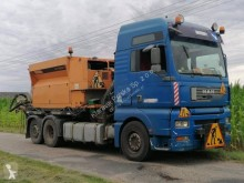 Camion occasion MAN STP 1008/6000