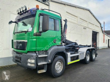 MAN TGS 33.480 6x4 BB 33.480 6x4 BB Sitzhzg. truck used hook arm system