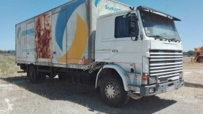 Camion isotherme Scania 113