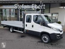 Iveco Daily 50 C 18 H A8 D/P Doka Pritsche, Klima, AHK truck