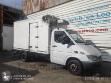 Камион хладилно втора употреба Mercedes 413