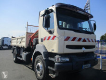 Camion bi-benne occasion Renault Kerax 270.19