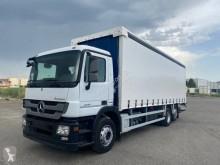 Camion rideaux coulissants (plsc) occasion Mercedes Actros 2541