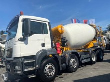 MAN TG truck used concrete mixer
