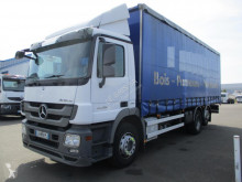 Mercedes Actros 2536 NL truck used tautliner
