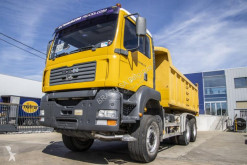 Camion MAN TGA 33.410 benne occasion