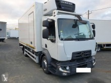 Renault multi temperature refrigerated truck Gamme D 210.12 DTI 5