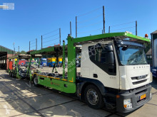 Camion porte voitures Iveco Stralis 420