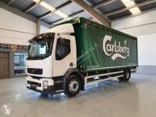 Used tautliner truck Volvo FL 240