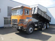 camión MAN 25.361 , 3 way tipper, ZF Manual , spring suspension ,