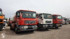 Camion MAN TGM 18.240 citerne hydrocarbures occasion