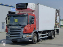 Scania P 270*Klima*Carrier Supra 950*Lbw 2500Kg*Schalt* LKW gebrauchter Kühlkoffer