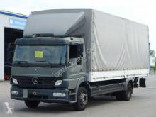 Camion savoyarde occasion Mercedes Atego 1223*MBB LBW*Klima*Bordwände*7,30m Länge*