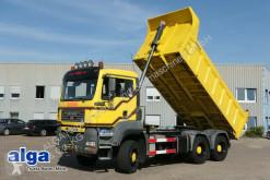 Camión multivolquete MAN 33.430 TGA BB 6x6, Wechselsystem, Kipper & SZM