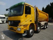 Camion benne Mercedes Actros 4141 Kipper 8x6 Blatt-Blatt