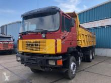 vrachtwagen MAN 27.422DF FULL STEEL KIPPER (MECHANICAL PUMP AND INJECTORS / REDUCTION AXLES / FULL STEEL SUSPENSION)