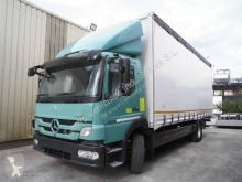 Camion Mercedes Atego 1524 obloane laterale suple culisante (plsc) second-hand