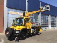 Camion nacelle occasion Unimog U400