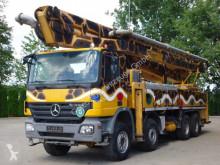 Mercedes LKW Betonmischer Betonpumpe Actros 4141 8x4 EURO3 Betonpumpe SCHWING 46M