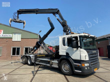 Camion Scania P 420 LB plateau occasion