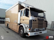 Scania 142 truck used box