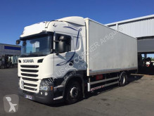 Camion fourgon Scania R 450