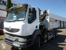 Renault two-way side tipper truck Kerax 430.26 DXI