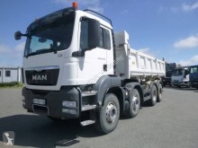 MAN TGS 35.440 truck used two-way side tipper