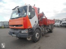 Camion Renault Kerax 320 bi-benne occasion