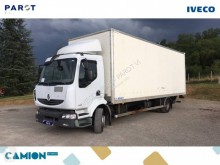 Renault Midlum 240.14 truck used plywood box