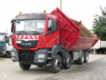MAN TGS MAN TGS Meiller 3-Seiten Stahl truck used three-way side tipper
