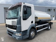 DAF FA45 180 truck used oil/fuel tanker