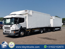 Scania P 410 trailer truck used BDF
