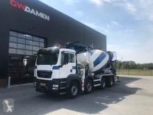 Camion MAN TGS 41.400 béton malaxeur + pompe occasion